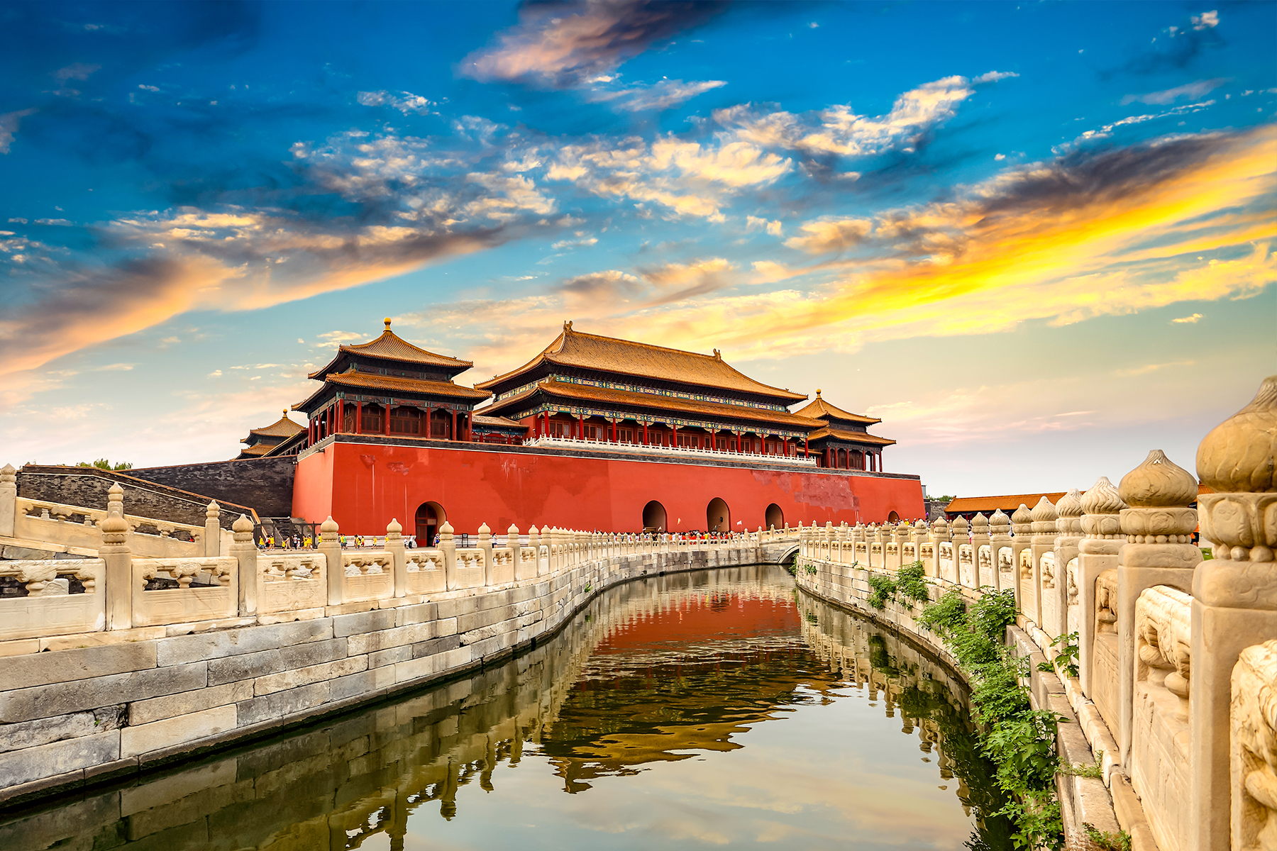 beijing tour, China